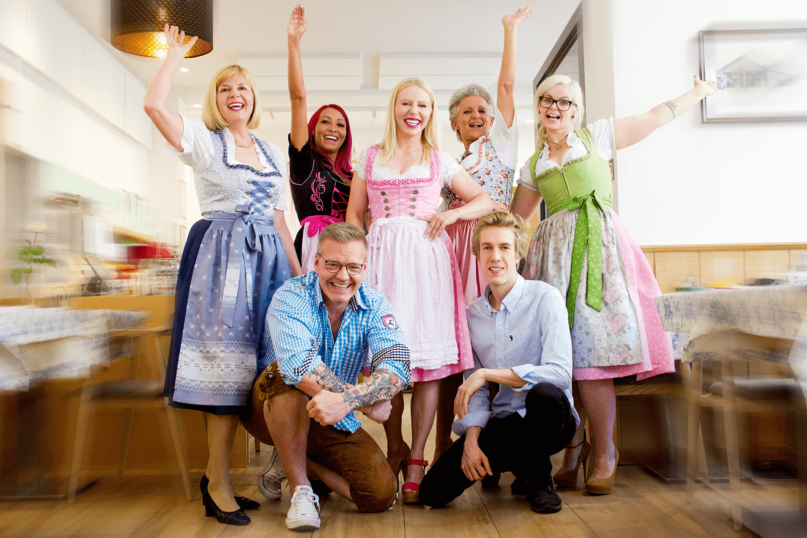 Liebstöckl - Team - (c) Maja Radosavljevic
