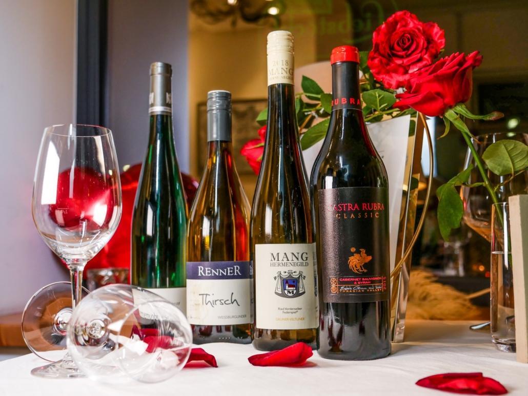Valentinstag-Spezial bei Liebstöckl!